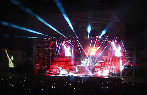 演唱会舞台
